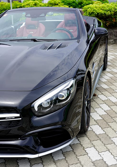 European Luxury Car Repairing Maintenance